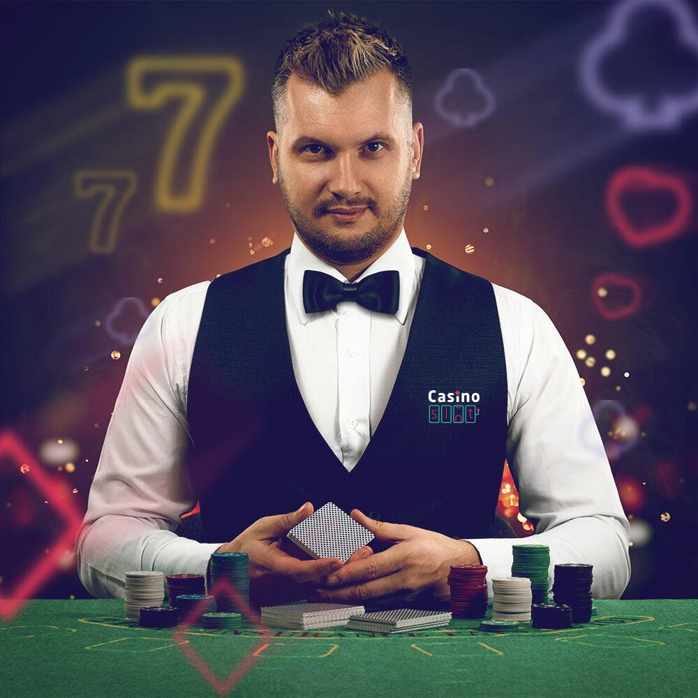 casino popup