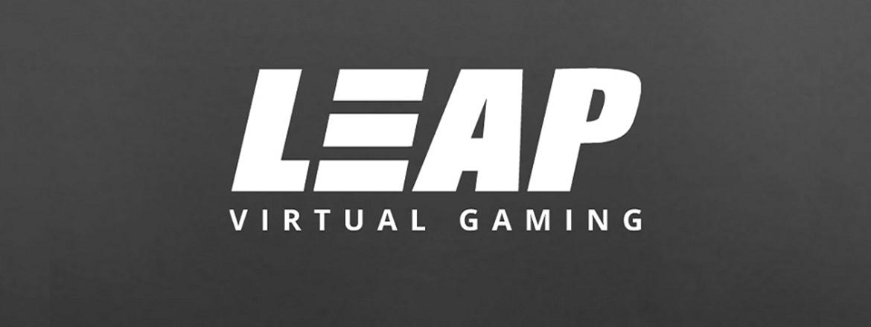 LEAP Virtual Gaming Logo