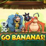 Go Bananas! Logo