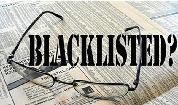 Η Blacklist με τα παράνομα online casino και τις στοιχηματικές εταιρίες