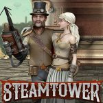 Steam Tower Logo