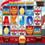 The Olympic Slot Slot