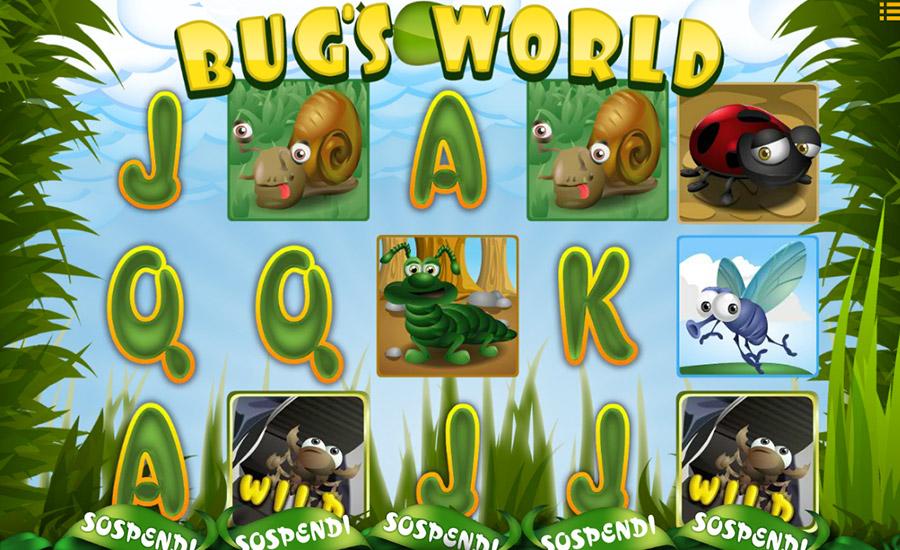 Bug's World