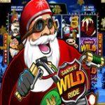 Santa's Wild Ride Logo