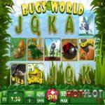 Bug's World Logo