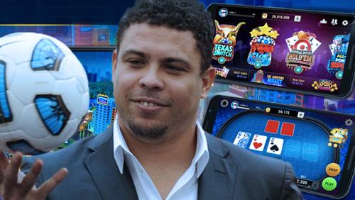 Ronaldo - Pokerstars