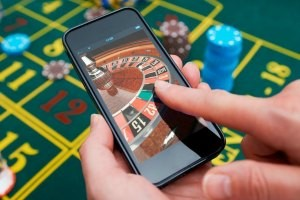 Smartphone-roulette