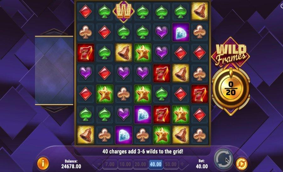 Spiele Wild Frames - Video Slots Online