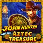 John Hunter Aztec Treasure Logo