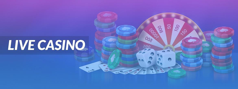 Νόμιμα Live Casino